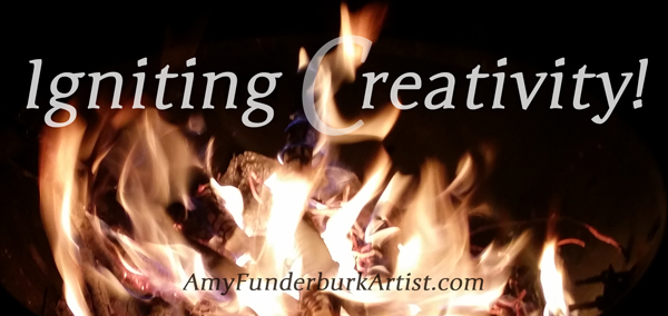 Igniting Creativity! workshop with Amy Funderburk, August 10-11th