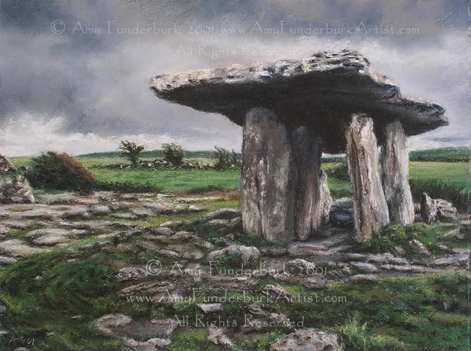 The Poulnabrone Dolmen
