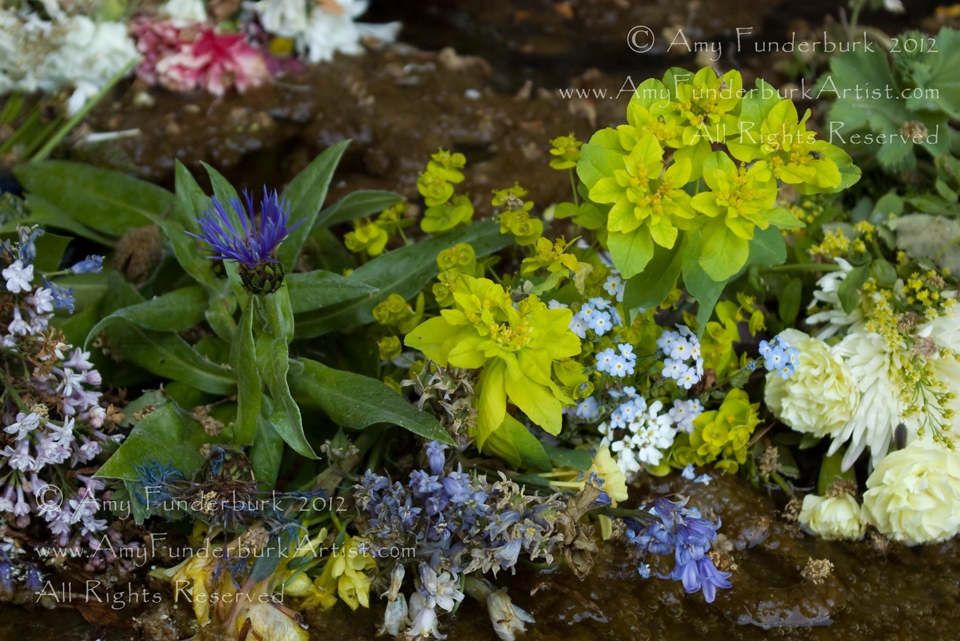 Offering: Well Dressing, Bisley
